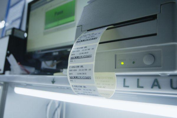 elettronica scalvina etichetta cablaggio collaudato