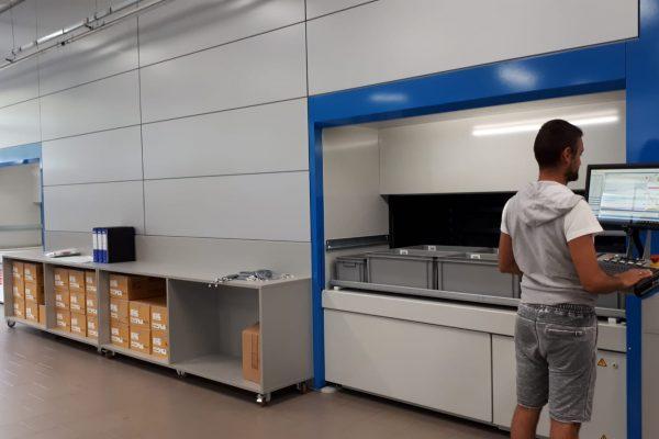 elettronica scalvina magazzino
