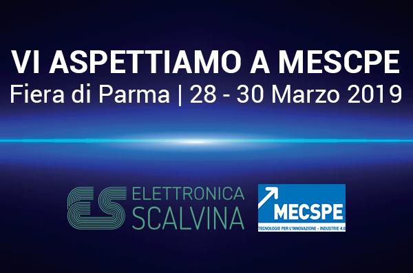 Mecspe 2019 elettronica scalvina