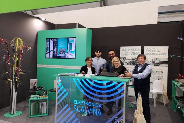 elettronica scalvina mecspe 2019